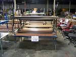 Lot: 556 - (8) Assorted Classroom Tables