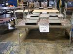 Lot: 563 - (4) Assorted Classroom Tables