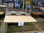 Lot: 564 - (5) Assorted Classroom Tables