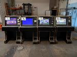Lot: 47 - (4) Gaming Machines<BR><span style=color:red>THIS IS A RESTRICTED AUCTION</span>