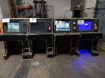 Lot: 50 - (4) Gaming Machines<BR><span style=color:red>THIS IS A RESTRICTED AUCTION</span>
