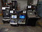 Lot: 52 - (4) Gaming Machines<BR><span style=color:red>THIS IS A RESTRICTED AUCTION</span>