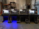 Lot: 55 - (4) Gaming Machines<BR><span style=color:red>THIS IS A RESTRICTED AUCTION</span>