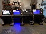 Lot: 57 - (4) Gaming Machines<BR><span style=color:red>THIS IS A RESTRICTED AUCTION</span>