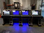 Lot: 59 - (4) Gaming Machines<BR><span style=color:red>THIS IS A RESTRICTED AUCTION</span>