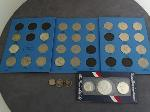 Lot: 3933 - (26) 1966-1985 KENNEDY HALVES & BICENTENNIAL SET