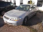 Lot: 529 - 1999 HONDA ACCORD