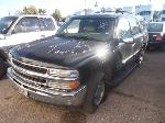 Lot: 608 - 2002 CHEVROLET TAHOE SUV