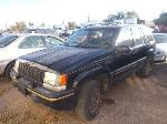 Lot: 737 - 1995 JEEP GRAND CHEROKEE SUV