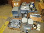 Lot: 1.BE - Small Transformer, Motor and other Electrical Supplies