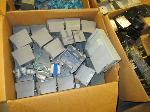 Lot: 2.BE - Small Power Transformer, Motor, Metal Shelf and other Electrical Supplies