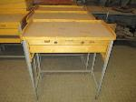 Lot: 43.SP - Beseler Universal Colorhead and (9) blond tables