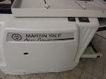 Lot: 44.SP - Folding Machine, Office Desk And Components, Table And Projector Screen