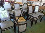 Lot: 69.UV - (25) FALCON CHAIRS & (2) TABLES