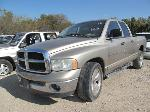 Lot: 363 - 2004 DODGE RAM 1500 PICKUP