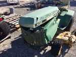 Lot: 113.FORT WORTH - JOHN DEERE TRACTOR MOWER<BR><span style=color:red>Updated 11/13/17</span>