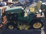 Lot: 114.FORT WORTH - JOHN DEERE TRACTOR MOWER <BR><span style=color:red>Updated 11/13/17</span>
