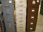 Lot: 180.BRYAN - (7EA) FILE CABINETS