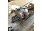Lot: 218.DALLAS - JOINTER STAND & DUST COLLECTOR