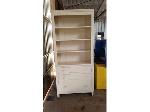 Lot: 16 - Large Bookshelf Cabinet <BR><span style=color:red>Updated Closing Date</span>