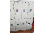 Lot: 18 - (4 sections) Puddy Lockers <BR><span style=color:red>Updated Closing Date</span>
