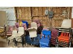 Lot: 21 - (70) Assorted Chairs<BR><span style=color:red>Updated Closing Date</span>