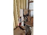 Lot: 62&63 - Old Gas Pump & Old Television with VCR <BR><span style=color:red>Updated Closing Date</span>