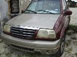 Lot: 05 - 2001 Suzuki Grand Vitara SUV