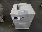 Lot: 104 - HP LaserJet 9040dn Printer