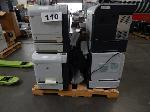 Lot: 110 - (5) HP Printers & (6) Printer Trays