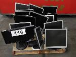 Lot: 116 - (14 approx) Monitors