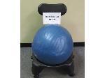 Lot: 40-003 - Ball Chair