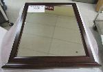 Lot: 40-010 - Wood Framed Mirror
