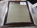 Lot: 40-011 - Wood Framed Mirror