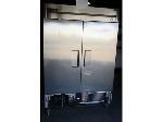Lot: 40-030 - True Double Door Freezer for Repair