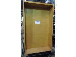 Lot: 40-060 - (2) Wooden Shelf Units