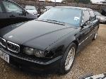 Lot: 15-912528 - 2001 BMW 740iL