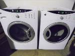 Lot: A6337 - Working GE Front Load Washer Dryer Set
