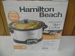 Lot: A6349 - Factory Sealed Hamilton Beach Slow Cooker