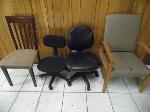 Lot: A6361 - Group of Chairs