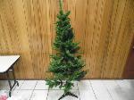 Lot: A6373 - 6ft Unlit Artificial Alberta Spruce Christmas Tree