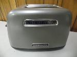 Lot: A6386 - Working KitchenAid Stainless Steel Toaster