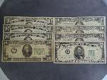 Lot: 4030 - (4) $20, (2) $10 & (1) $5 NOTES
