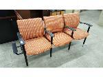 Lot: 2295 - Three Chair Piece