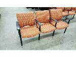 Lot: 2296 - Three Chair Piece