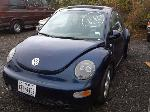 Lot: 630 - 2002 VOLKSWAGEN BEETLE