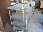 Lot: 5.EDINBURG - Stainless Steel Table w/ Can Opener