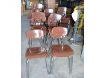 Lot: 9.EDINBURG - (39) Stackable Lacquer Chairs