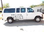 Lot: 15.FORTWORTH - 2010 Ford E-350 12-Passenger Van