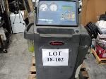 Lot: 18-102 - A/C Recharging Station